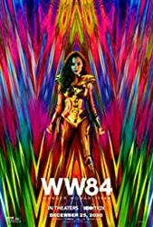 "Wonder Woman 1984 ""Luxury Recliner"""